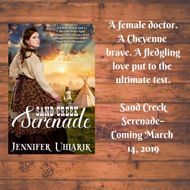 sand creek serenade coming march 14, 2019